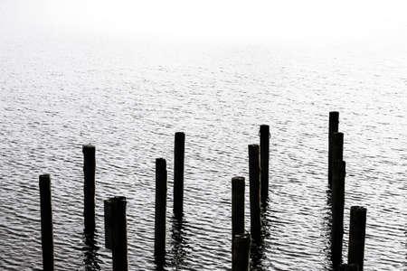 boles: empty pier