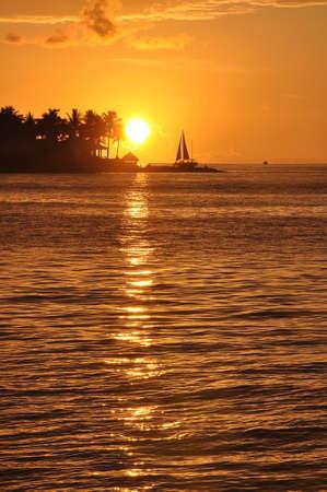 key west: Key West Sunset