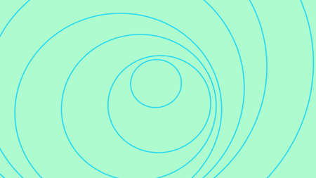 A Beautiful Figure from Frequently Repeating Circles Background and Wallpaper. Broadcast Transmission Concept. Stock Photo