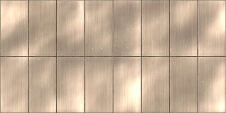 stainless: Dirty Metal tiles shiny surface backgrounds. Metallic panels seamless texture.