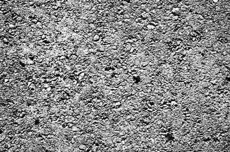 Zorgvuldig vervaardigde asfalt- en wegtextuur overlay. Vuile verontruste grit halftoon. Stockfoto - 84281063