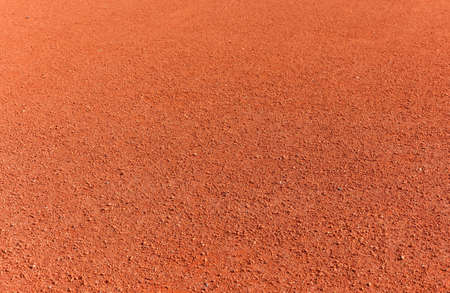 テニスコートグラウンド表面の質感。テニススポーツの背景。
