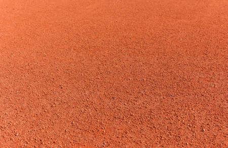 Tennis court ground surface texture. Tennis sport background. Banco de Imagens - 85689222