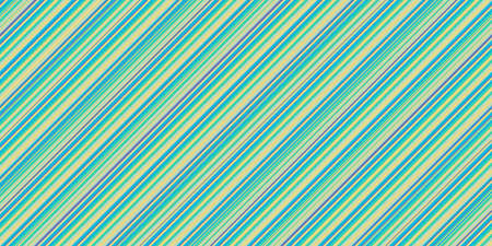 Lime Seamless Inclined Stripes Background. Modern Colors Sidelong Lines Texture. Vintage Style Stripe Backdrop. Imagens