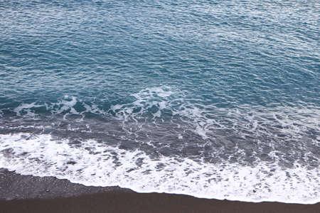 Sea shore background.