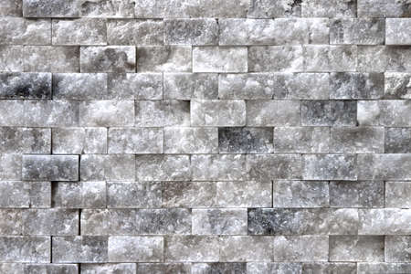 Alabaster tiles wall texture. White stone surface interior background.