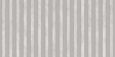 Gray wavy iron wall pattern. Fluted metal fencing backdrop. Corrugated metal texture. Crimp fence background. Ribbed metallic surface.