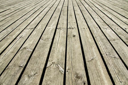 Old wooden dock background texture