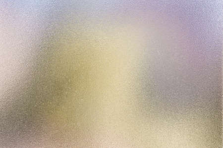 frosted: Abstract colors behind a frosted glass background