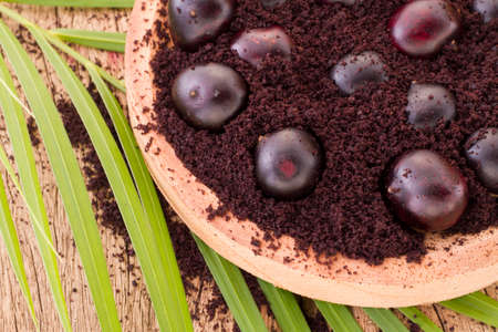 Acai fruit, fruit of Amazonian origin are attributed many medicinal properties
