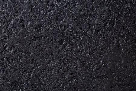 textured black background, close-up image Stock fotó