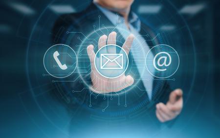 기술 지원 센터 고객 서비스 인터넷 비즈니스 기술 개념.
