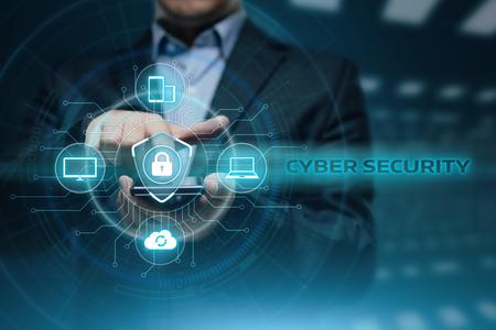 사이버 보안 데이터 보호 비즈니스 기술 개인 정보 보호 개념입니다.