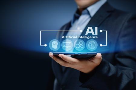 인공 지능 기술 개념입니다. 스톡 콘텐츠