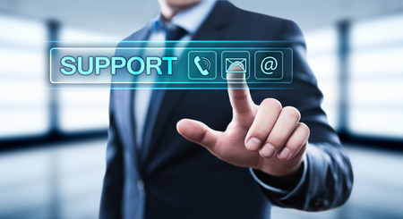availability: Technical Support Concept. Stock Photo
