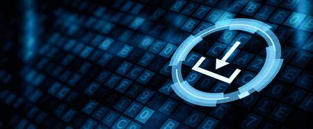 Download Data Storage Business Technology Network Concept Banque d'images