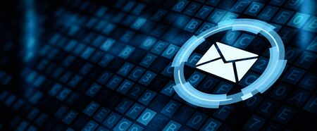 Message Email Mail Communication Online Chat Business Stock Photo