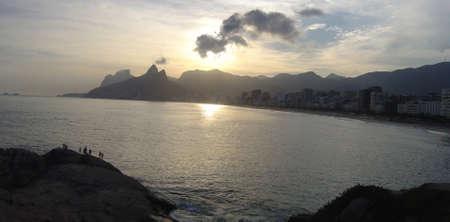 br: Arpoador Beach, Rio de Janeiro, Brazil