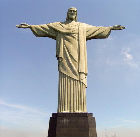 Corcovado Christ Rio de Janeiro, Brésil