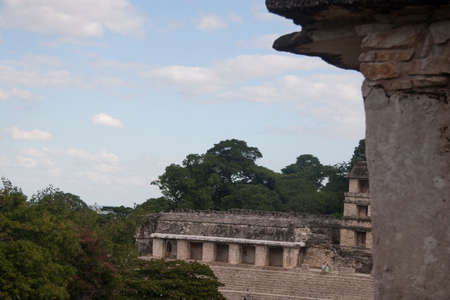 Archaeological zone of Palenque 報道画像