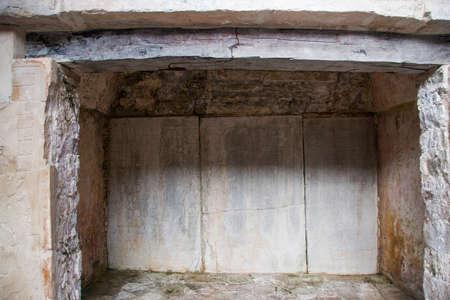 パレンケ遺跡ゾーン 写真素材