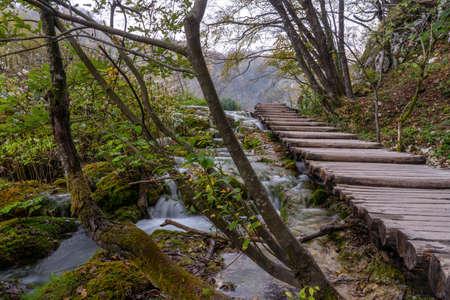 Plitvice Stok Fotoğraf
