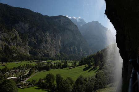 Swiss Alps Stok Fotoğraf