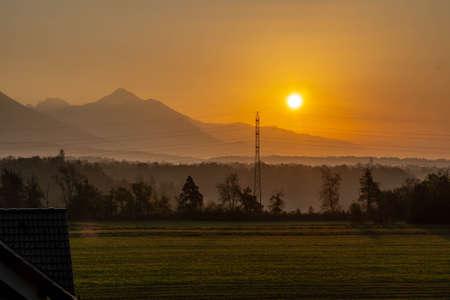 Sunrise Stok Fotoğraf