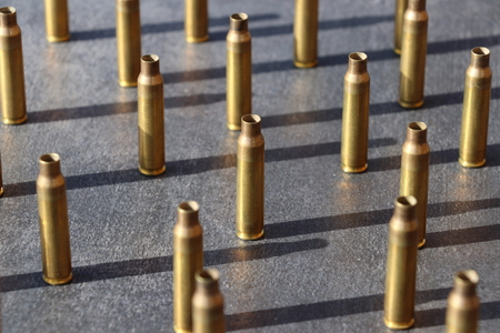 Cartridge / Ammunition, caliber Stok Fotoğraf