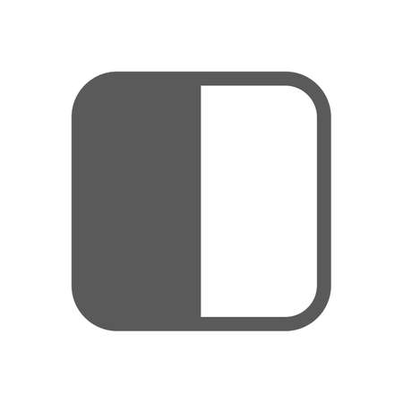 switcher: electric switcher icon on a white background