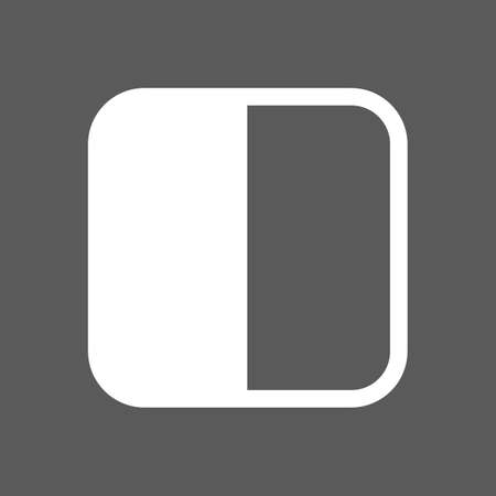 switcher: electric switcher icon on a black background