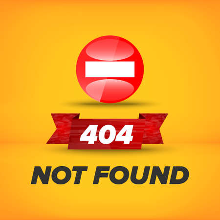 errors: Not found sign template for web design