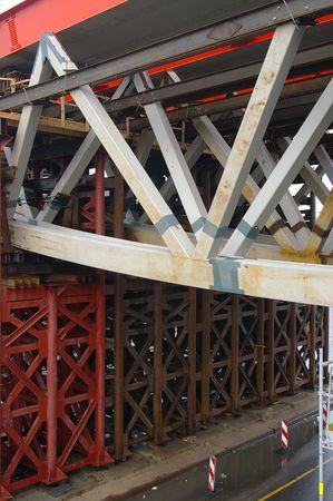 bridge construction photo