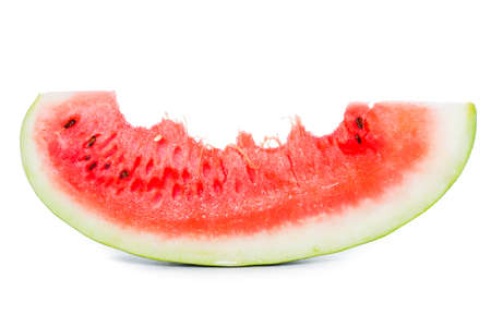isolated watermelon photo