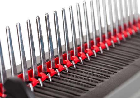 Bindemaschine Standard-Bild - 27041250