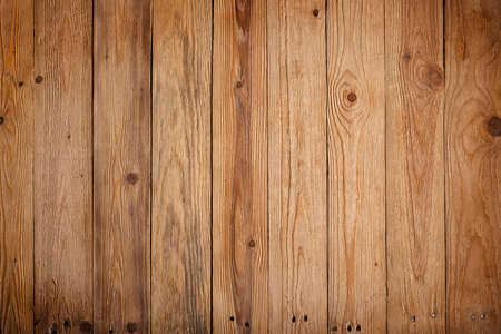 Old brown wooden planks photo