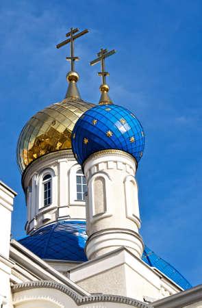 Russian dome  photo