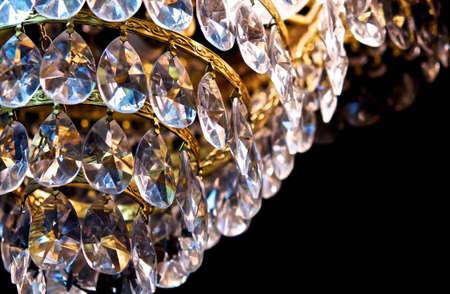 sconces: The magic of crystal