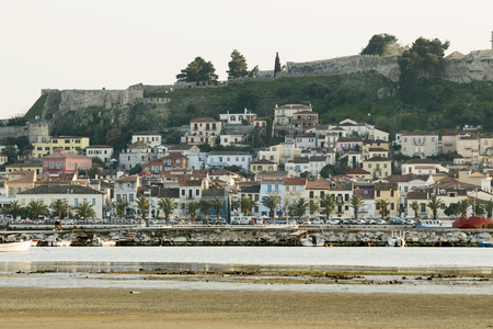 nafplio: The old capital of Greece, the historical town of Nafplio