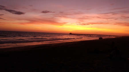 A beautiful place on the beachs of ecuador, this is salinas