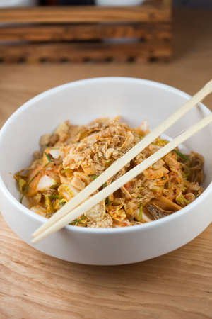 nappa: Sweet & Sour.Creamy Kimchi Dressing, Nappa Cabbage, Pickled Melon and Cashew