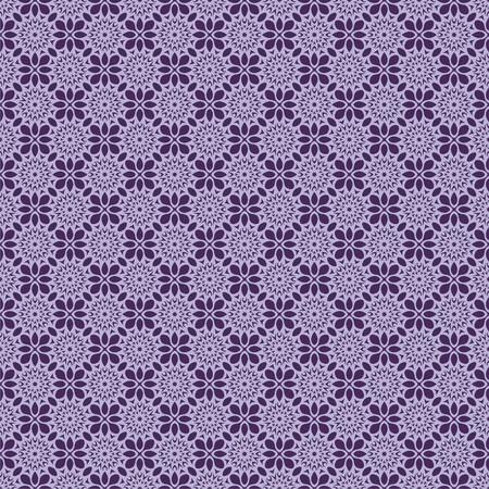 graceful: violet graceful seamless   illustration Illustration