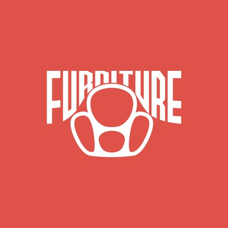 furniture: logo armchair. Furniture.