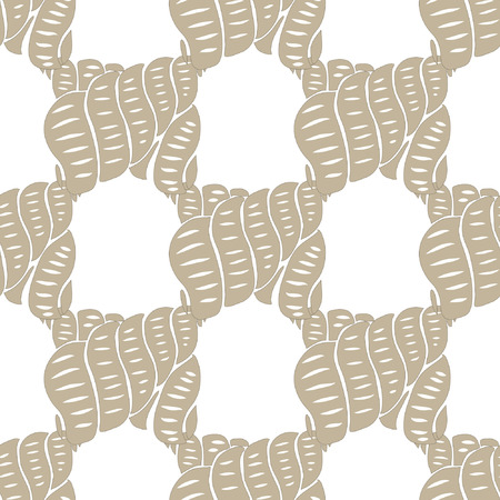 co lour: sea, ocean, pattern, watercolor shells, background Illustration