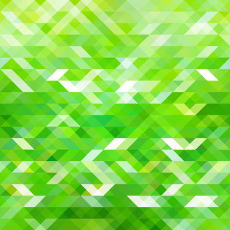 green background: green abstract background Illustration
