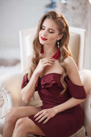 Sexy lady model