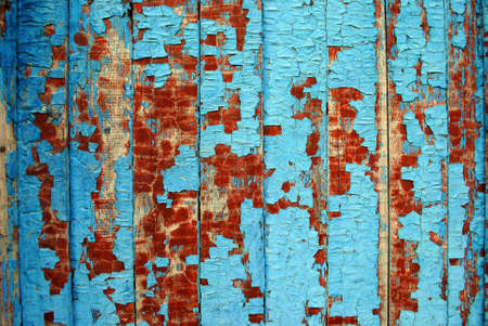 Old wooden Board with cracks Stock Photo