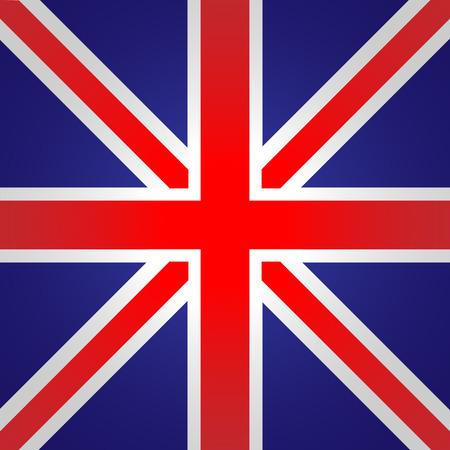 Square UK flag.