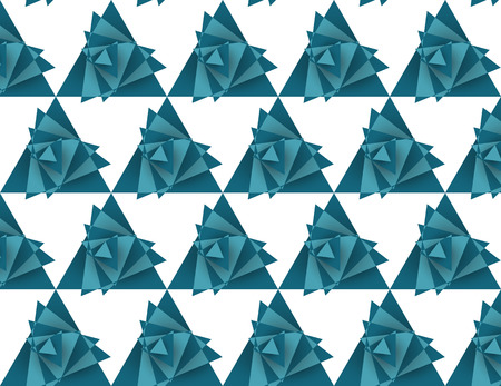 wrest: Seamless triangle pattern, tornado