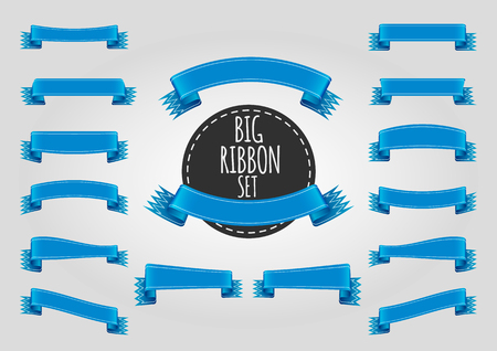 Big ribbon set